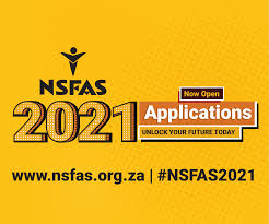 NSFAS 2021 applications now open - Sol Plaatje University